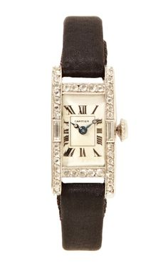 Shop Cartier Tank Francais From Fd Gallery by Fd Gallery for Preorder on Moda Operandi