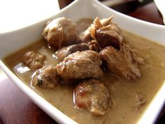 Mes recettes préférées - pixel.: Ragoût de pattes de porc (Notre tradition)