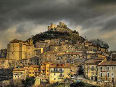 Tolfa Castle, Italy #JetsetterCurator