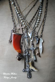 Trinkets and Treasures Necklace collection
