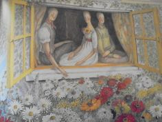 The Hidden House by Martin Waddell and Angela Barrett 1990