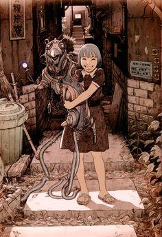 The Art Of Animation, Tatsuyuki Tanaka