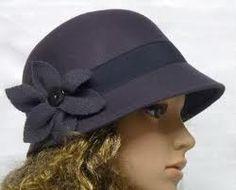 chapeu feminino cloche - Pesquisa Google