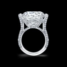 Oval Diamond Wedding Ring And Diamonds On Pinterest