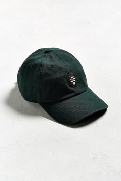 8fd6db9a1bb Urban Outfitters Tina Dad Hat - Dark Green One Size Concept Board