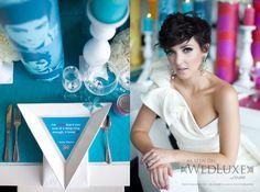 Style File: A Warhol Wedding | WedLuxe MagazineWedLuxe Magazine