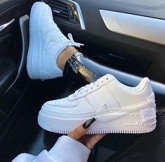 Nike Air Force 1 Jester XX (Link in Organic), one of the bel .-Nike Air Force 1 Jester XX (Link in Organic), einer der beliebtesten … – Frauen Schuhe Mode Nike Air Force 1 Jester XX (Link in Organic), one of the most popular …, shoes sneakers nike Sneakers Fashion, Fashion Shoes, Shoes Sneakers, Shoes Heels, Jordan Sneakers, Casual Sneakers, Casual Shoes, Glamour Fashion, Boots