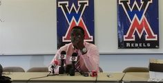 """ANOTHER GOOD DAY TO BE A BAMA FAN! Alabama has landed the nation's top prospect as West Monroe (La.) five-star offensive tackle Cameron Robinson committed to the Crimson Tide moments ago on national television. The 6-foot-6, 330-pounder selected Alabama over LSU.  """"For the next four years you wil"""