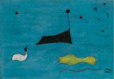 untitled,Joan Miro, 1927