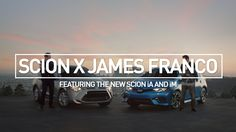 James Franco and James Franco (Scion)