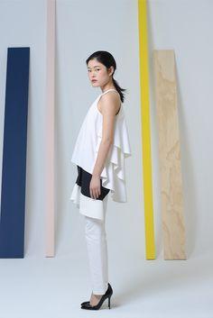 Rosie Assoulin - Fall 2014 Ready-to-Wear - Look 9 of 34