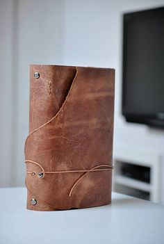 Lisbet / kožený zápisník Travel bag YORICK