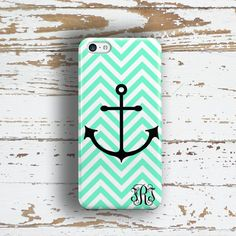 Teen fashion Cute iPhone 6 case Anchor iPhone 4s by ToGildTheLily