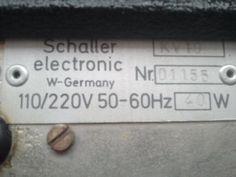 """Gitarrenverstärker """"Schaller electronic KV 10"""",2-Kanal, 40Watt in Niedersachsen - Lingen (Ems)   Musikinstrumente und Zubehör gebraucht kaufen   eBay Kleinanzeigen"""