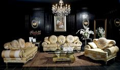 Ares luxury sofa collection