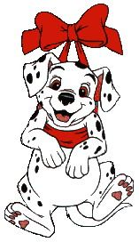 101 Dalmatians Clipart Party Disney Digital Clipart Set Clip Art ...