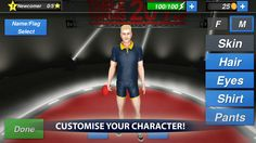 Easy and precise controls, Realistic Table Tennis physics, Beautiful 3D graphics and Challenging Opponents make this the Best Table Tennis game for Android!