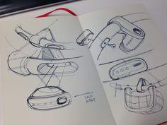 Um dia eu chego nesse nível >> Doodle by Hoang M Nguyen , via Behance