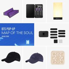 BTS POP-UP : MAP OF THE SOUL - ON & LOGO VER.2 – COKODIVE