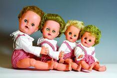 Fire babyjenter Åsmund S. Lærdal