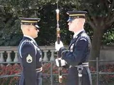 """Changing of the Guard / Tomb of the Unknown Soldier. Arlington National Cemetery / United States Army, Infantry Regiment, """"The Old Guard"""". American Pride, American History, Unknown Soldier, Honor Guard, National Cemetery, Military Love, Real Hero, God Bless America, Coast Guard"""