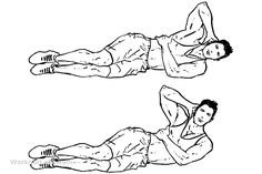 Side / Oblique Crunches