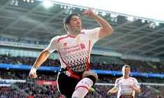 Suarez  - Liverpool FC