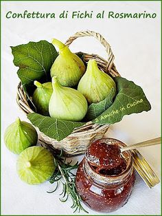 Jam And Jelly, Beautiful Fruits, Italian Pasta, Biscotti, Preserves, Italian Recipes, Sweet Recipes, Chutney, Pear