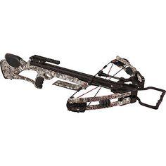 202155RBP2 Winchester Steed 155 Reaper Buck Illuminator Scope Compound Bow Pkg