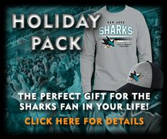 Sharks Holiday Pack