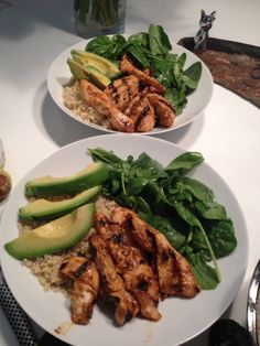 119 Best Dinner but make it healthy images in 2019 Healthy Meal Prep, Healthy Snacks, Healthy Eating, Diet Recipes, Cooking Recipes, Healthy Recipes, Healthy Tips, Yummy Recipes, Vegetarian Recipes