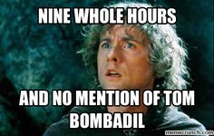 Top 10 Lesser Known Badass Characters of Tolkein's Middle-Earth - Tom Bombadil