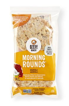 Ozery Morning Rounds Product Package the same thing in the Starbucks Protein Bistro Box only much cheaper to buy direct.