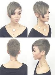 Image result for undercut pixie with long bangs