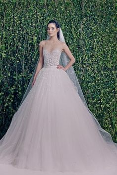 WEDDING DRESSES: ZUHAIR MURAD BRIDAL FALL 2014 - Fashion Diva Design