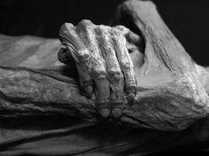 """Томас Кастелацо """"Фрагмент мумии"""""""