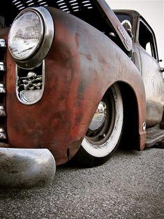 #rod-----KOOL----shotgun wedding truck-I know the truck...... Awsum build