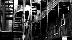 Escaliers de Québec