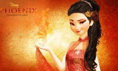 Fire Elsa
