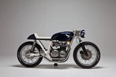CB550 by Rustin, Twinline Motorcycles  Jesus christ that's a gorgeous bike