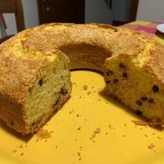 CIAMBELLA SOFFICE ALL'ARANCIA | Fatto in casa da Benedetta Bagel, Bread, Food, Home, Breads, Bakeries, Meals
