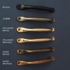 Lovely Plain Cast Iron Drawer Handle made from an original antique pattern. Hand cast in our British foundry here in the Black Country. Kitchen Drawer Handles, Kitchen Hardware, Knobs And Handles, Brass Handles, Kitchen Cupboards, Knobs And Pulls, Cb Handles, Kitchen Floors, Cabinet Hardware