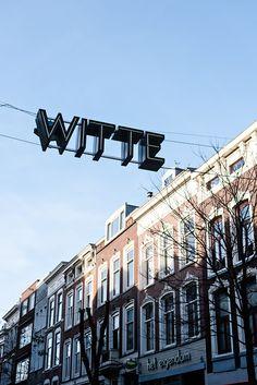 Witte de Wetstraat in Rotterdam, the Netherlands