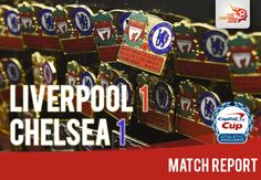 Liverpool vs Chelsea Match Report (Capital One cup) : http://bit.ly/1xVLZ3r  #LFCvsCFC