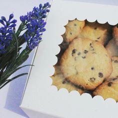 Американское печенье своими руками. Cookies in box=))