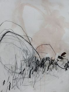 Jason Craighead- the heart of a butterfly • 22w x 30h • mixed media on paper • 2011