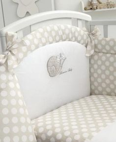 Lettino - Blumarine Baby Cot Sets, Cot Bumper, Bedding Inspiration, Baby Boom, Sleeping Bag, Girl Room, Baby Dress, Little Ones, Bed Pillows