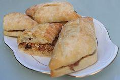 Recetas fáciles de cocina: Montaditos de pringá