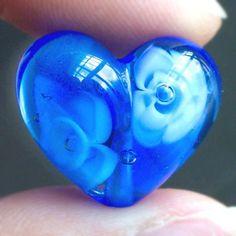 Blue Roses/Heart