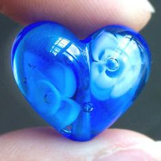 .blue heart (Love)